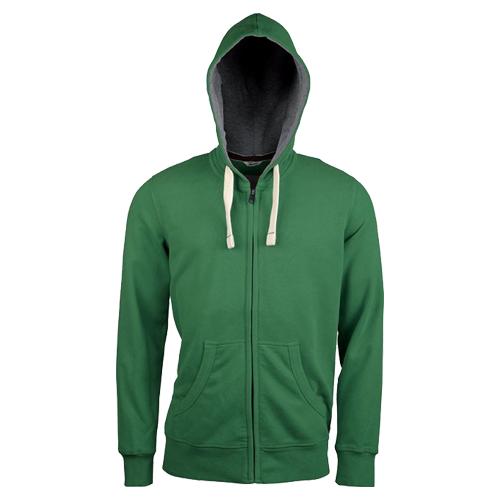 lahoz textile sweat vert 2 - Particuliers