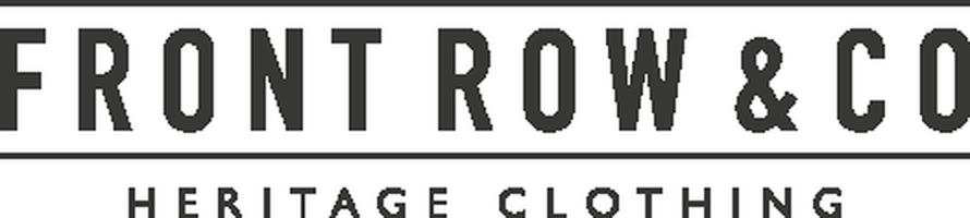 Front Row Logo 2016 resultat - Bienvenue Atelier Lahoz Brod N Press vêtements professionnels linge epi équipement de protection individuelle retouches broderie flocage marquage