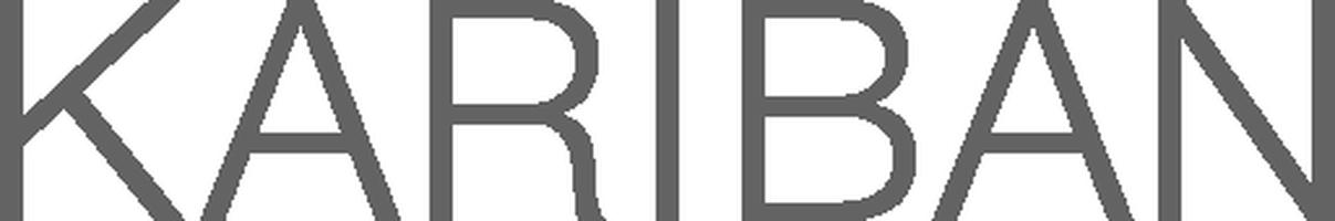 LOGO KARIBAN VECTORgris resultat - Bienvenue Atelier Lahoz Brod N Press vêtements professionnels linge epi équipement de protection individuelle retouches broderie flocage marquage
