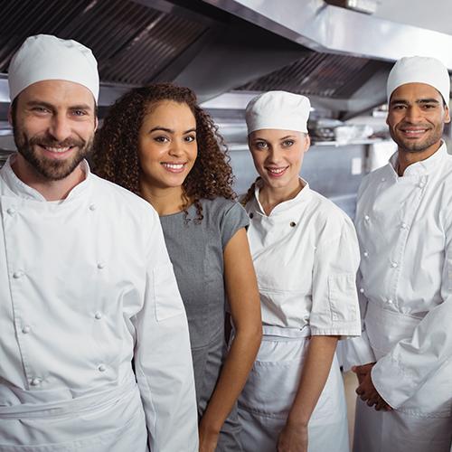 Pave hotellerie restauration 2 - Professionnels